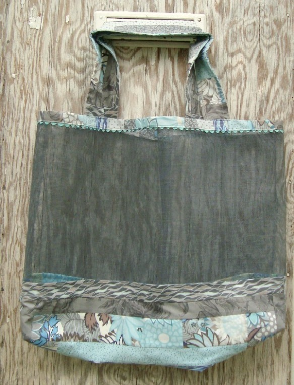 Beach Bag by Patchwork Posse