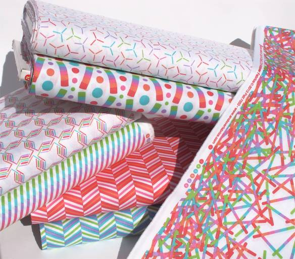 Pop Rox by Carol Van Zandt for Andover Fabrics Inc.