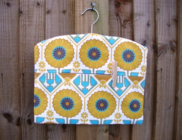 Funky Peg Bags from The Wise House
