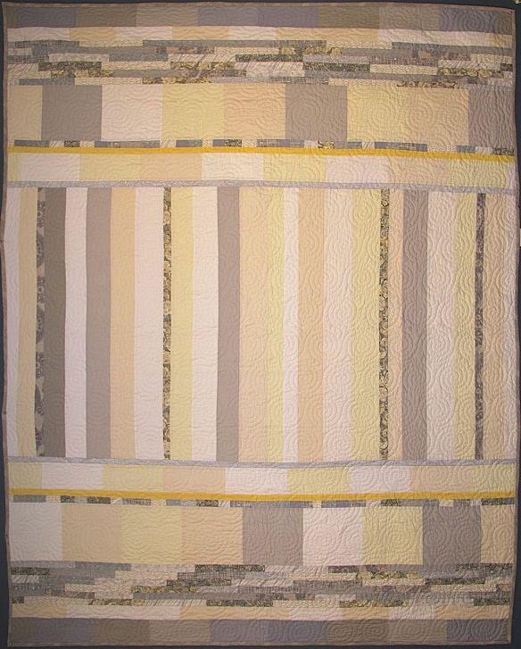 Wedding Quilt by Carol Van Zandt