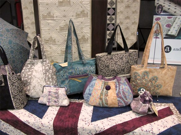 Lots of bags! Including Tahiti Tote, Manhattan Handbag, Tuscany Tote by Pink Sand Beach Designs