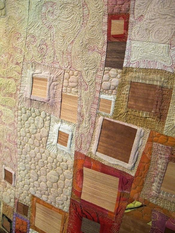 Log Cabin versus Skyscrapers by Cecilia Gonzalez Desedamas