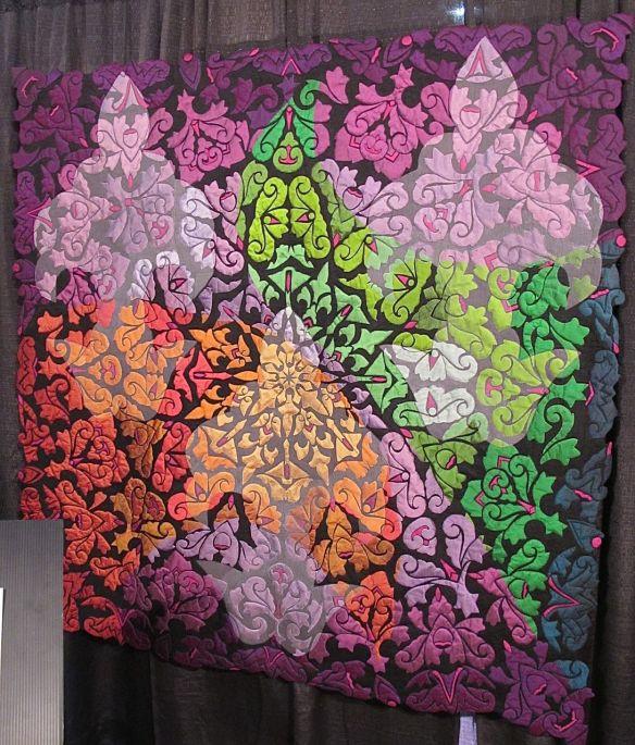 Fleur de Lis by Beatrice Gilbert