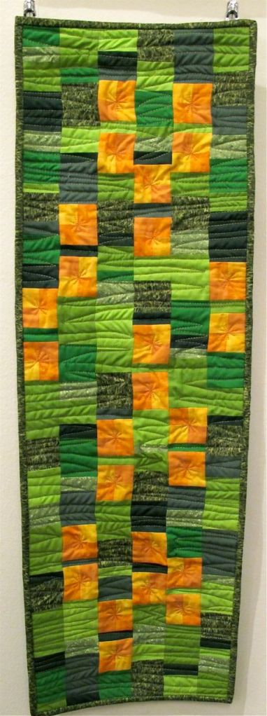 Poppy Patch for Two by Cathy Roha