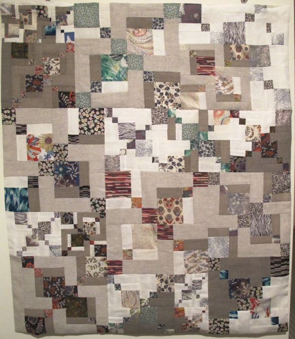 Double Disappearing Nine Patch by Kim Andersson