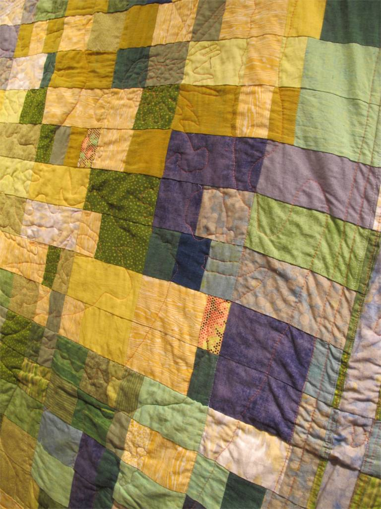 Cartography Quilt: Sacramento and Surrounds