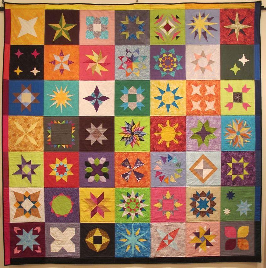 Nanay's Stars by Joel Ignacio