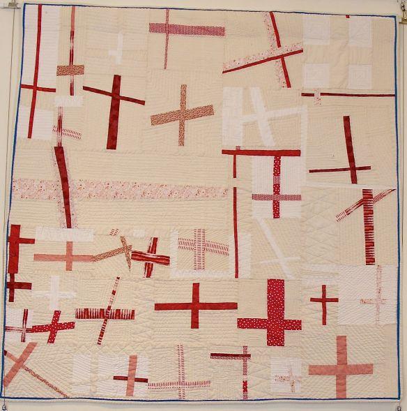 Red Cross by Christine Mccargar