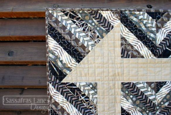 Churndash Court quilt pattern by Sassafras Lane Designs