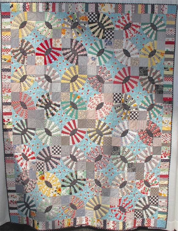 Quilt in Forever and a Day by Amy Adair