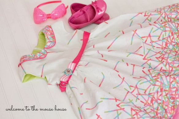 Pop Rox dress by Welcome to the Mouse House