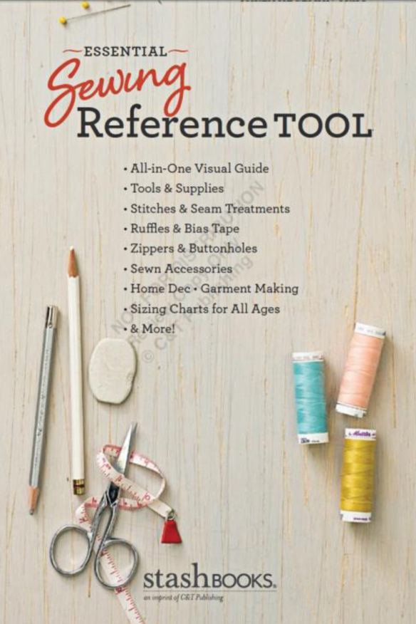 The Essential Sewing Reference Tool by Carla Crim
