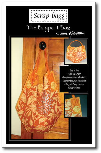 The Bayport Bag by Jamie Kalvestran