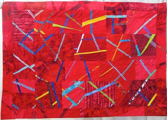My Red Sticks by Betsy Livak