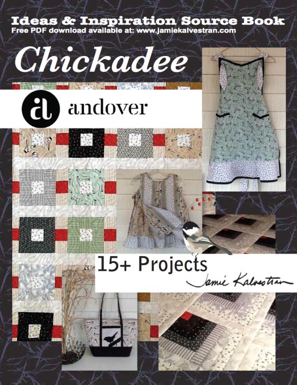 Chickadee by Jamie Kalvestran