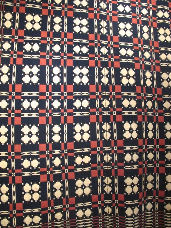 Alling Coverlet Museum, Palmyra NY