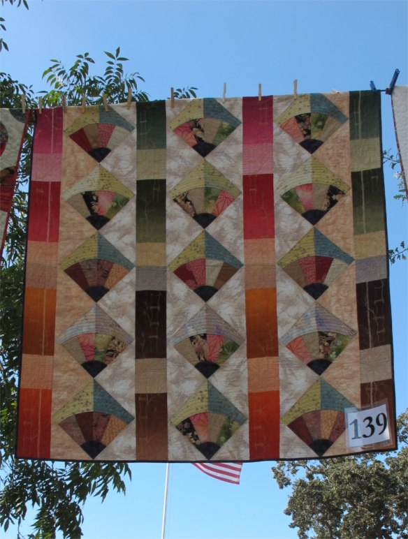 Quilting in The Garden at Alden Lane Nursery