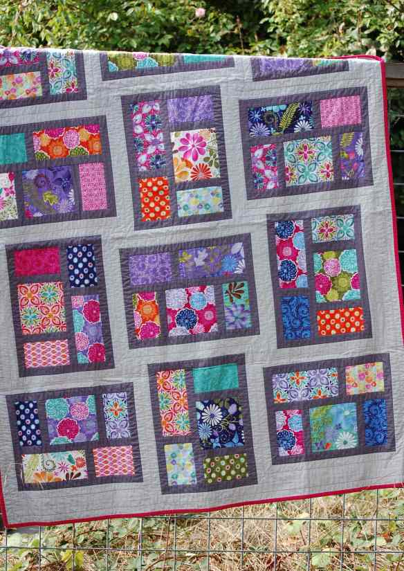 Garden Windows by Margaret Glendening, pattern: Elizabeth Hartman's Kitchen Window