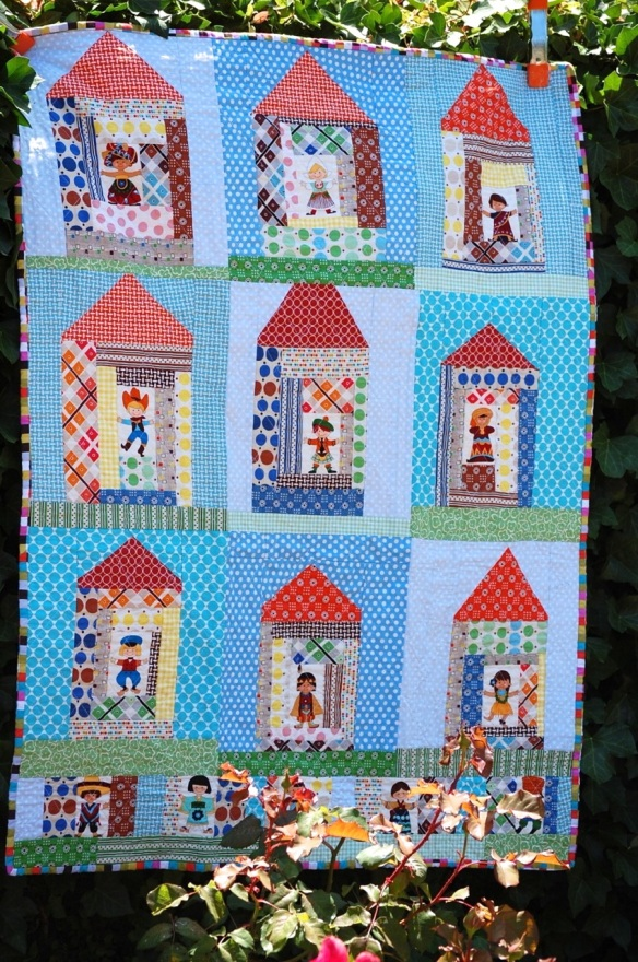 Danilo's Quilt by Margaret Glendening