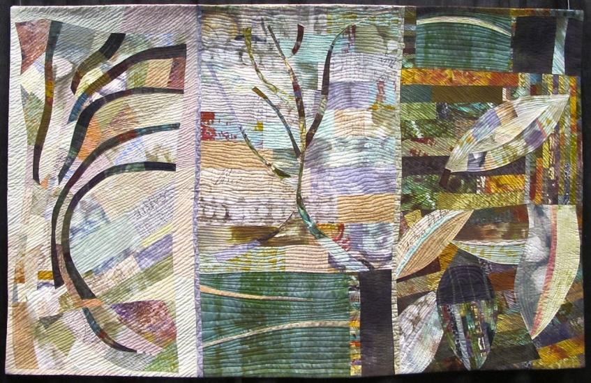 Live Oaks 5: Fall in Paris by Lou Ann Smith