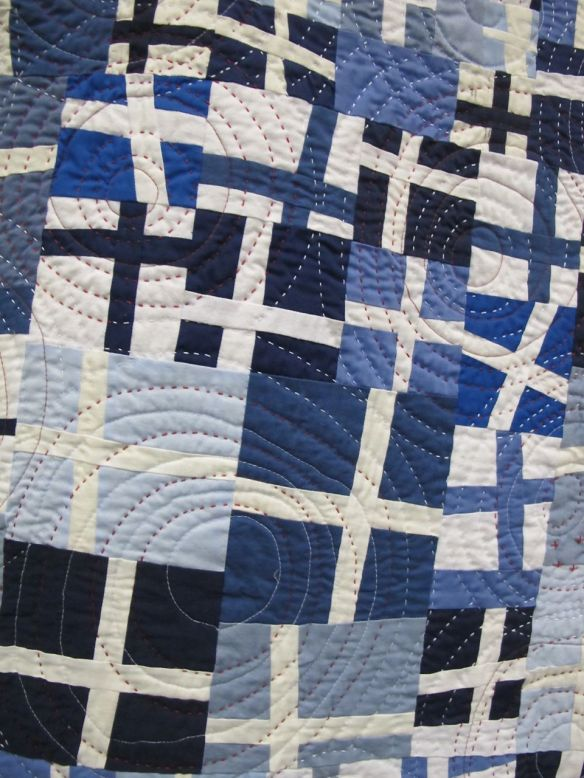 Detail of Finding North by Beth Shibley