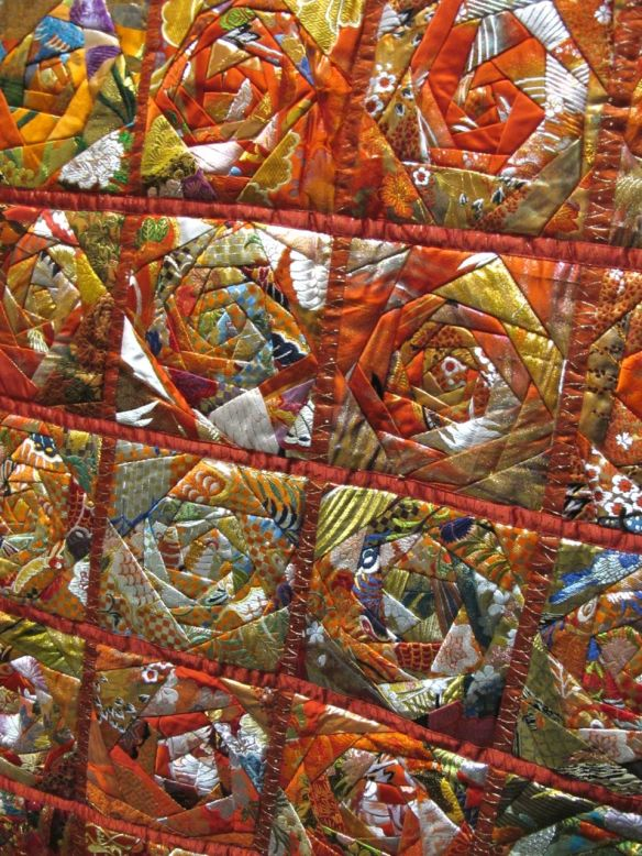 Detail of Miyabi by Matsuko Shiraishi.Japan