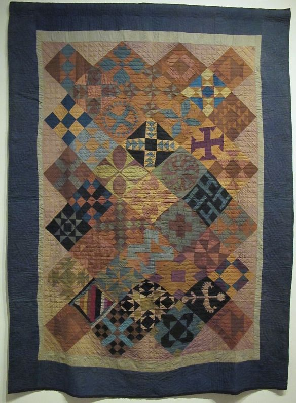 Sampler, c. 1890-1900, Unknown maker, Holmes County. Cotton.