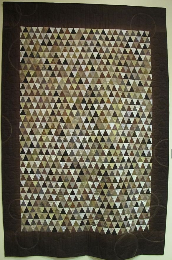 1500 by Vanessa de Fabrega 2014, quilted by Angie Woolman