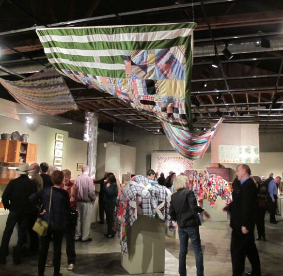 Unconventional and Unexpected Exhibition at The Sonoma Museum of Art