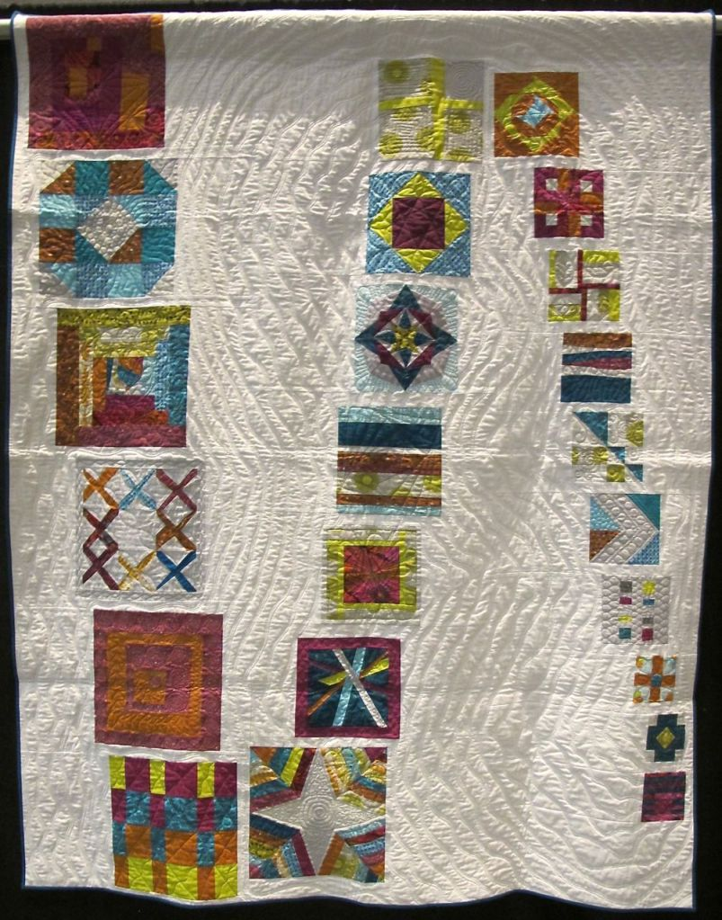 QuiltCon Charity Quilt