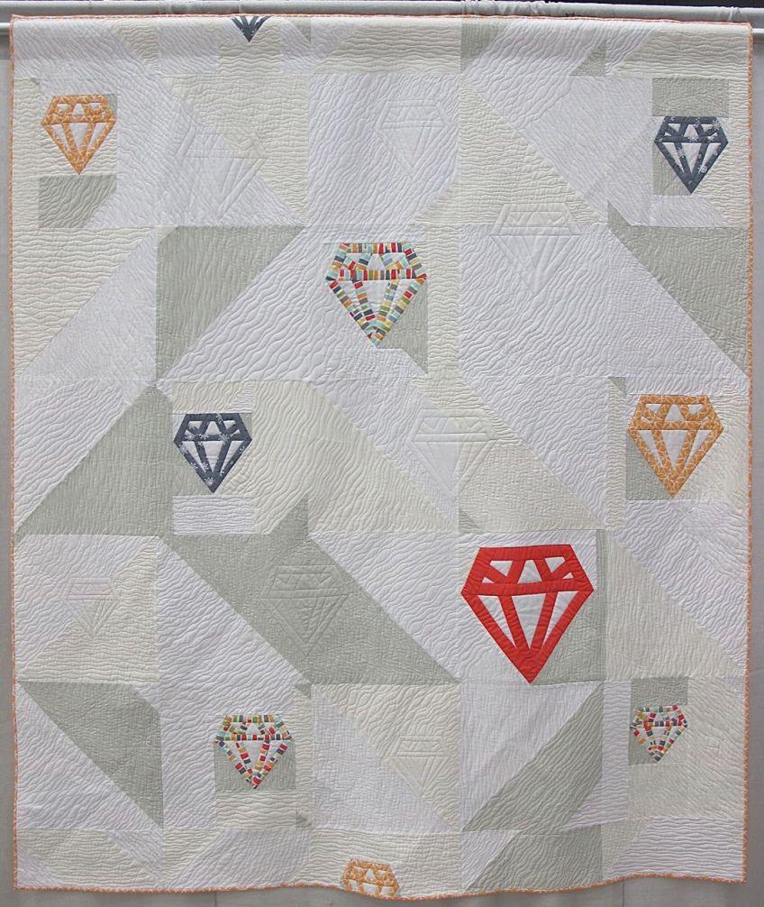 Diamonds by Shannon Page. Dallas, Texas.