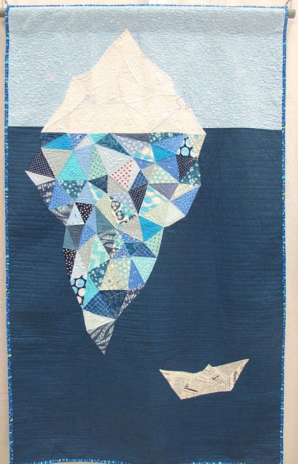 Iceberg by Crystal McGann. Kambah, Australian Capital Territory, Australia.