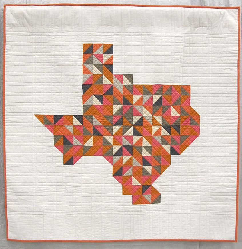 Texas Forever by Corinne Sovey. Austin, Texas.