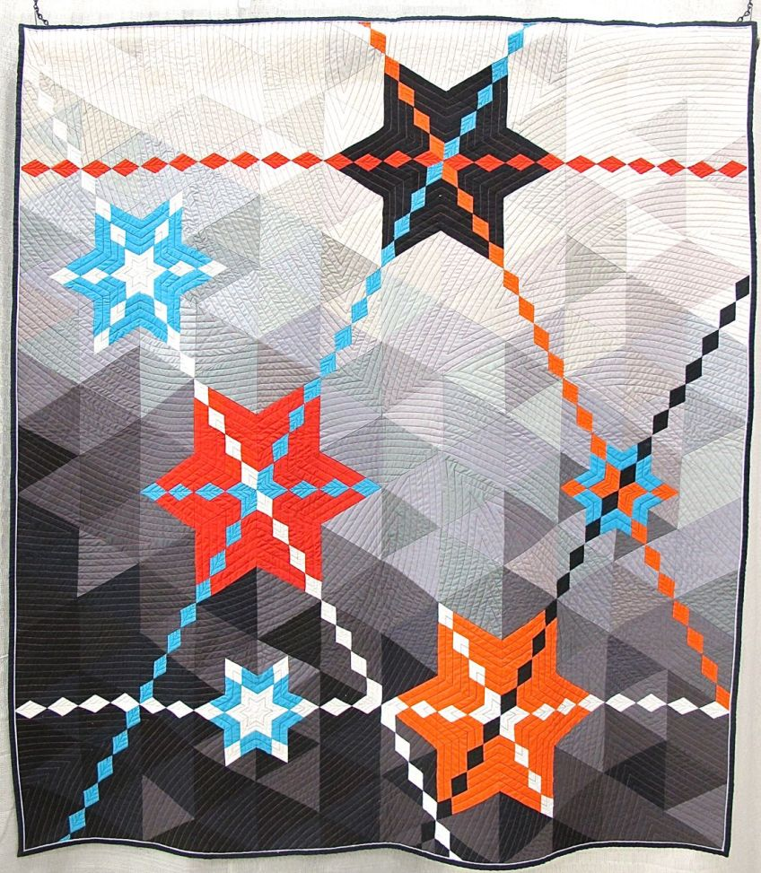 Connect the Stars by Barbara Cline. Bridgewater, Virginia.