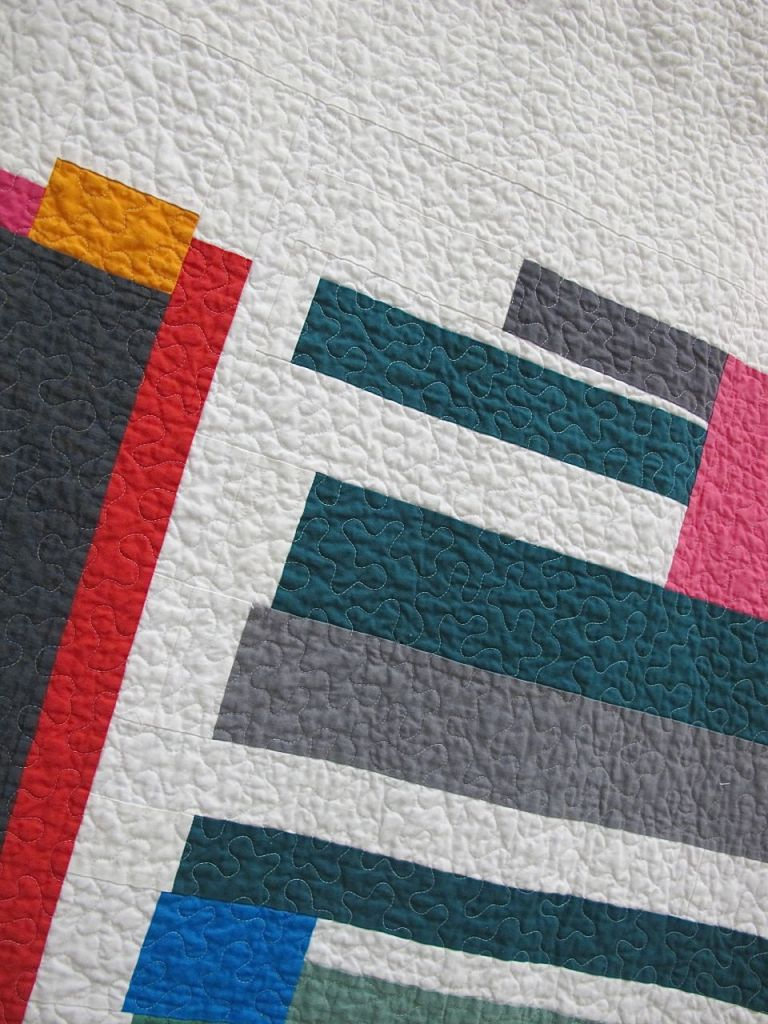 Abby's Abstract II by Amanda Jean Nyberg. Clearwater, MN.