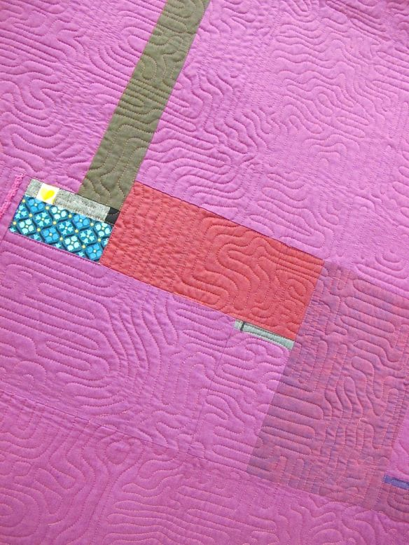 I'm a Fan of Fabric by Rachel Kerley. Hillsboro, Oregon.