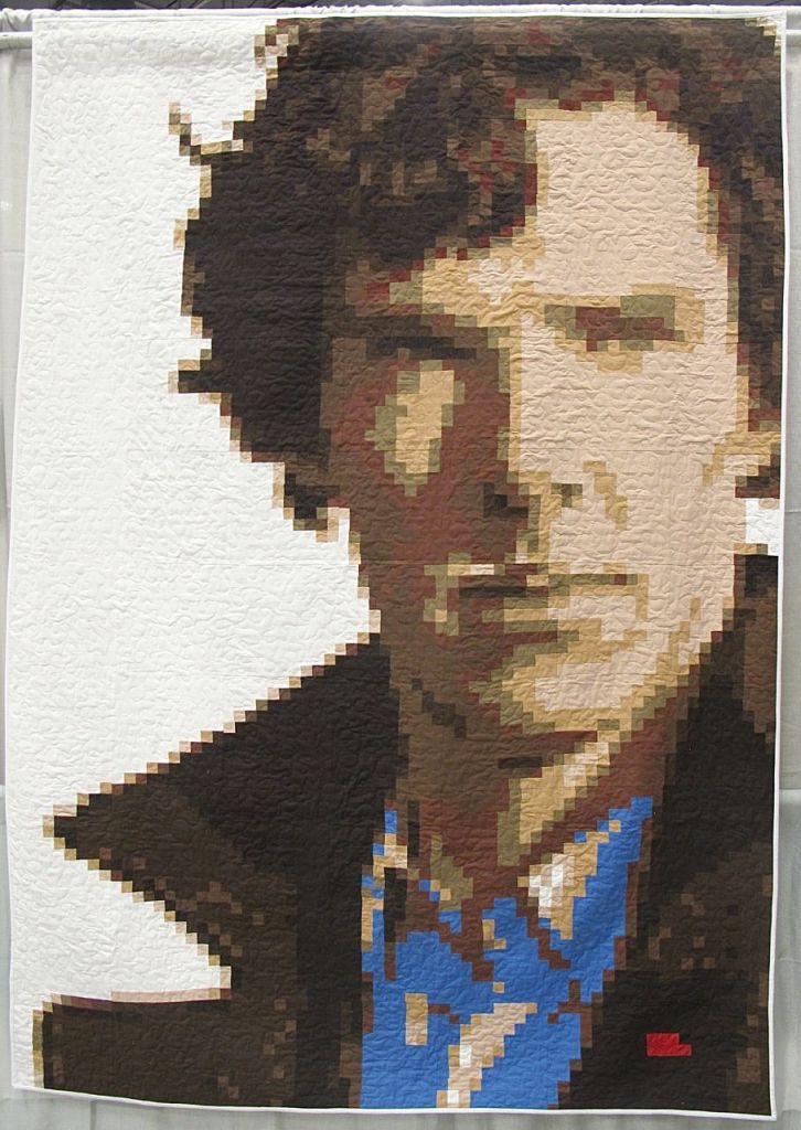 Holt Sh*t Sherlock by Kristy Daum. St. Louis, Missouri.