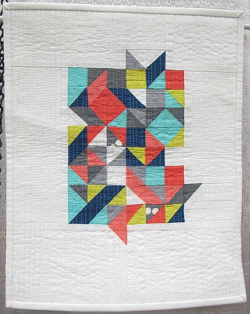 Memories of QuiltCon by Holly Broadland. Vancouver, British Columbia, Canada.