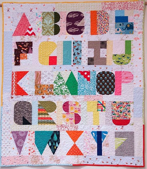 I Spy the Alphabet by Terri Carpenter