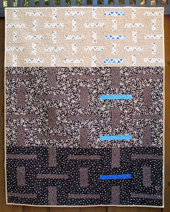 Dig Deep by Karen Foster using Luna Lounge by Carol Van Zandt
