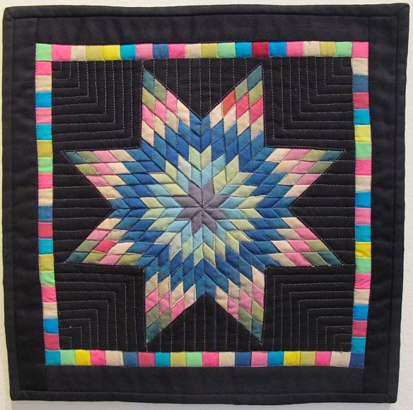 Mini Amish Quilt Challenge by Stacey Sharman