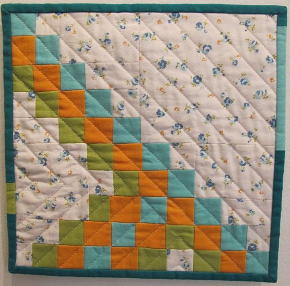 Mini Amish Quilt Challenge by Terri Carpenter