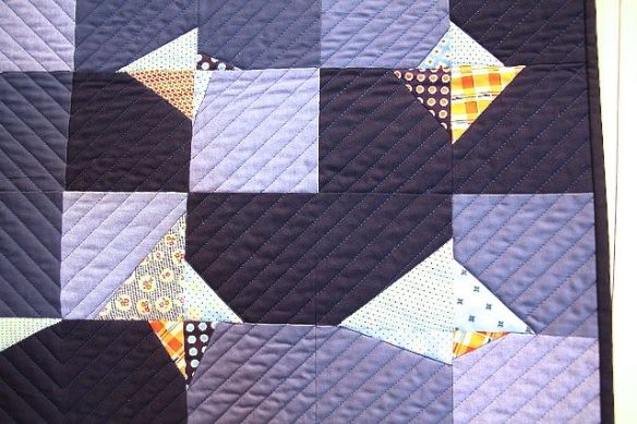 What I had by Kim Andersson, quilted by Terri Carpenter