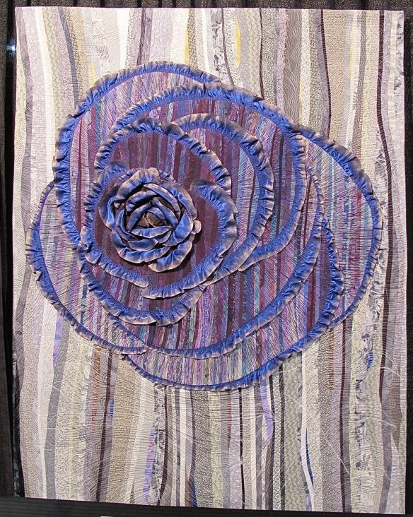 Blue Rose by Ann Ruthsdottir