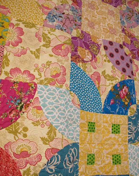 Flowery Florid Blooms by Victoria Findlay Wolfe