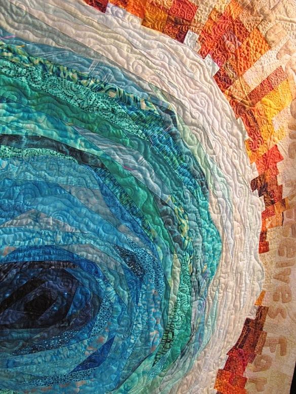 Grand Prismatic Spring by Vicki Conley