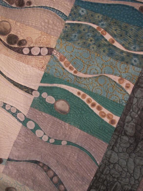 River Stones by Karen Eckmeier