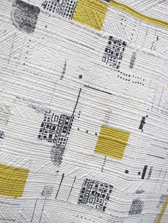 White Spaces by Bev Bird