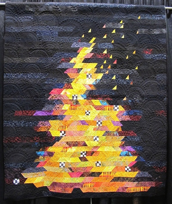 Bonfire by Bernadette Mayr