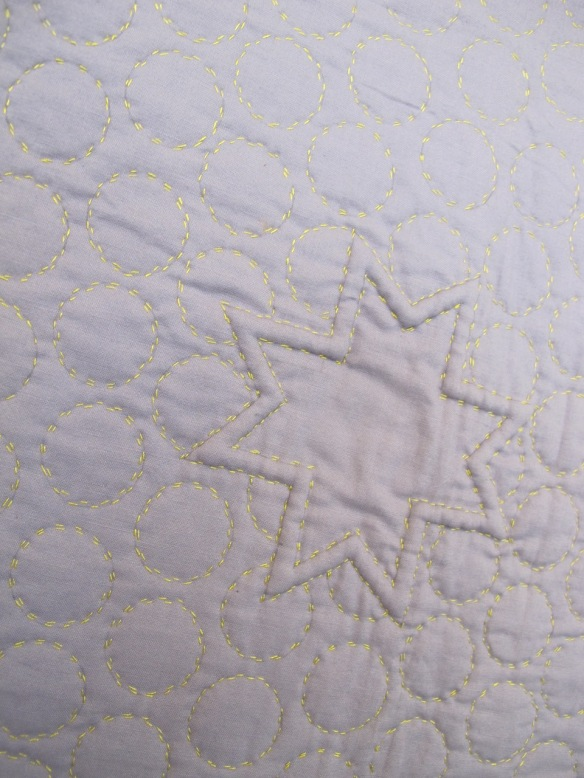 Elliott's Quilt by Amy Hoffman